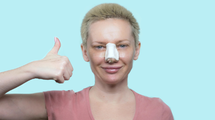 6 Tips For An Instant Recovery After Rhinoplasty